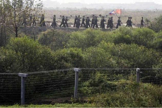 Kamp Kerja Paksa Korea Utara