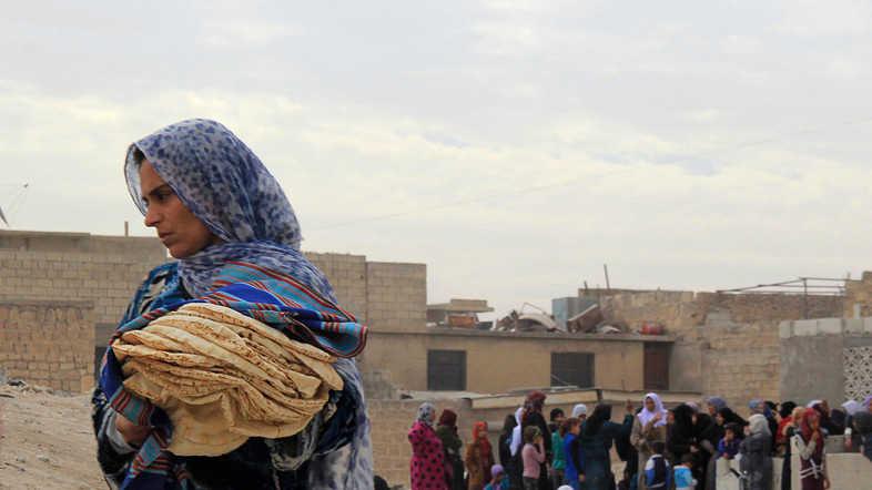 Pemerkosaan selama konflik Suriah kerap dipakai oleh pasukan rezim sebagai senjata dalam operasi militer. (Arsip foto: Reuters)