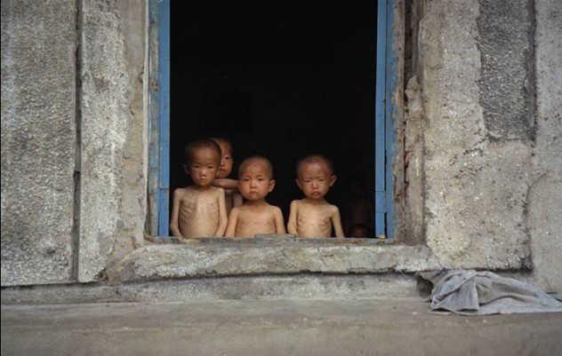 Kelaparan Korea Utara