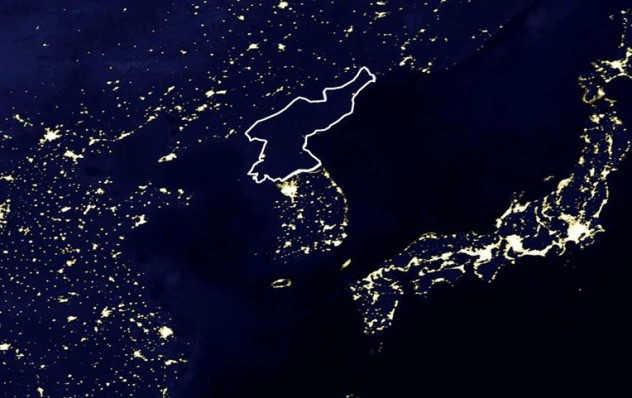 Listrik Korea Utara