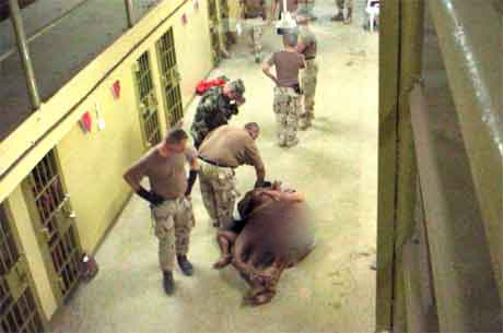 Prajurit AS perkosa bocah Irak