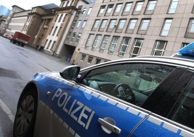 Mobil Polisi (Daniel Roland-AFP-Getty Images)