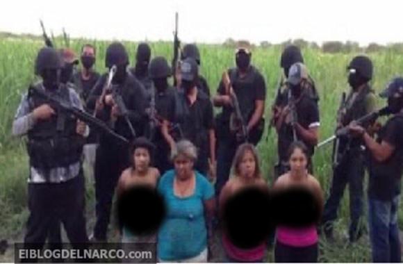 Pemenggalan Los Zetas